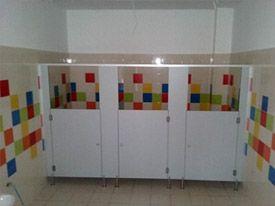 Kabiny dla przedszkoli